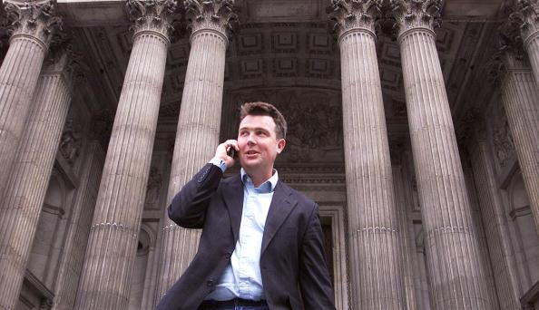 Architectural Column「Cellular Phone Use in London」:写真・画像(19)[壁紙.com]