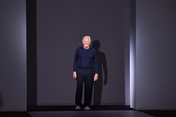 Giorgio Armani - Designer Label「EMPORIO ARMANI SHOW - Runway - Milan Menswear Fashion Week Fall Winter 2015/2016」:写真・画像(8)[壁紙.com]