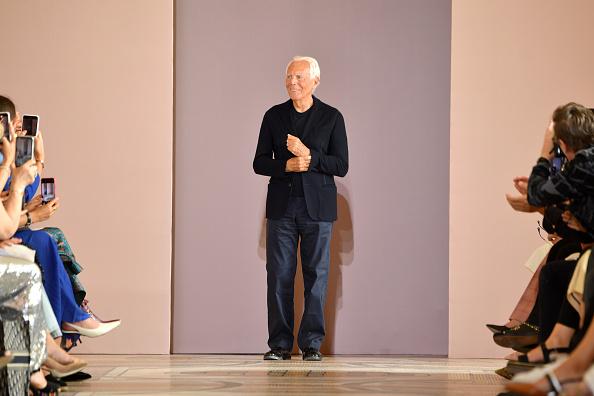 Giorgio Armani Prive「Giorgio Armani Prive : Runway - Paris Fashion Week - Haute Couture Fall/Winter 2019/2020」:写真・画像(10)[壁紙.com]