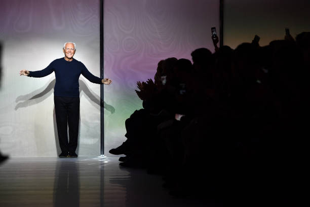 Giorgio Armani - Designer Label「Giorgio Armani Prive : Runway - Paris Fashion Week - Haute Couture Spring Summer 2018」:写真・画像(12)[壁紙.com]