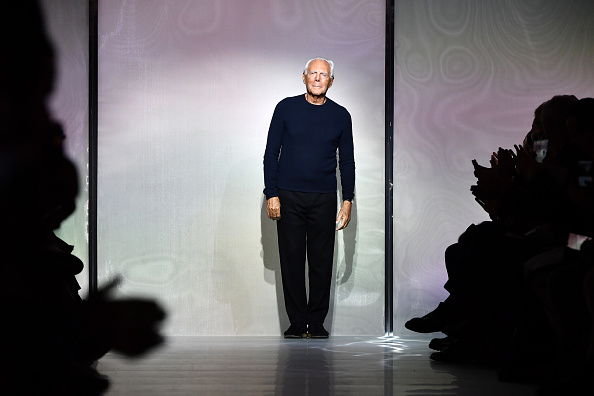 Giorgio Armani - Designer Label「Giorgio Armani Prive : Runway - Paris Fashion Week - Haute Couture Spring Summer 2018」:写真・画像(6)[壁紙.com]