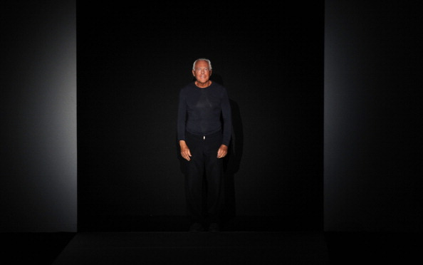 Gratitude「Giorgio Armani - Milan Fashion Week Menswear Autumn/Winter 2012」:写真・画像(10)[壁紙.com]
