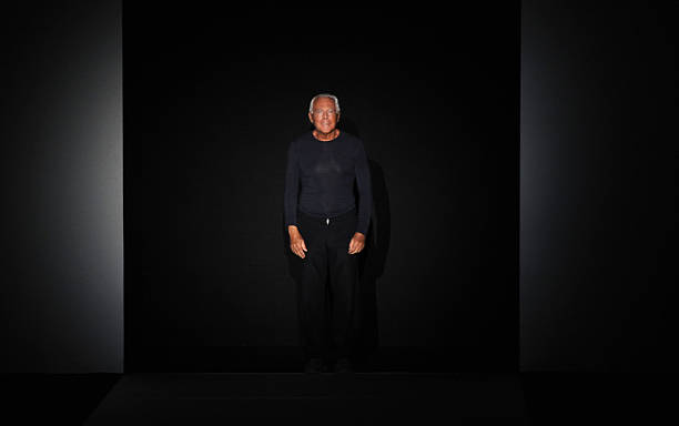 Giorgio Armani - Milan Fashion Week Menswear Autumn/Winter 2012:ニュース(壁紙.com)
