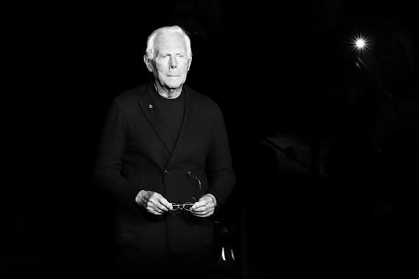 ブランド ジョルジオアルマーニ「Giorgio Armani Pre-Fall 2020/2021 Collection Show」:写真・画像(6)[壁紙.com]