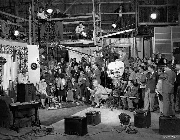 Film Set「Studio Workers」:写真・画像(4)[壁紙.com]