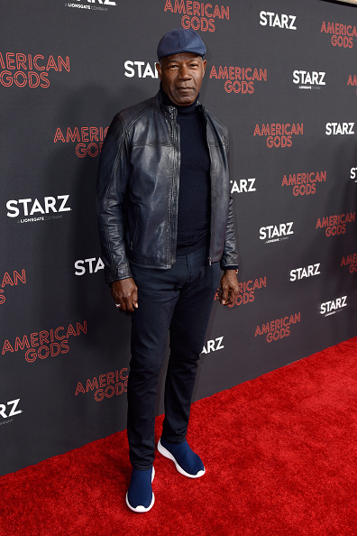 God「American Gods Season Two Red Carpet Premiere Event」:写真・画像(4)[壁紙.com]