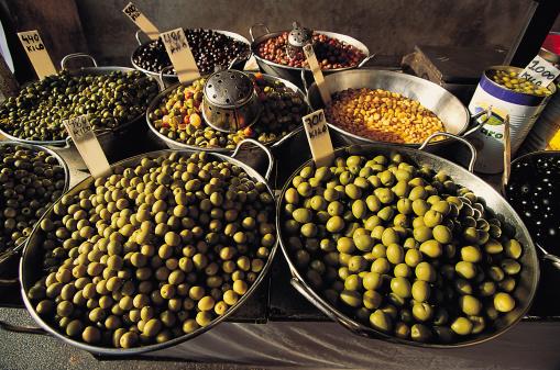 Market Stall「Large bowls of olives」:スマホ壁紙(17)