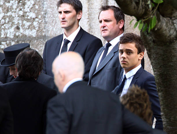 Funeral For Olympic Diver Tom Daley's Father Robert Daley:ニュース(壁紙.com)