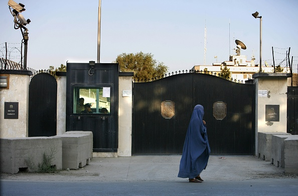 Kabul「British Embassy In Kabul」:写真・画像(10)[壁紙.com]