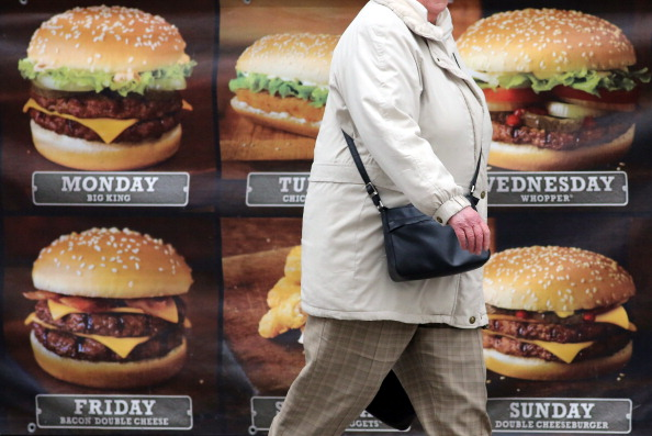 Fast Food「Government Backs TV Adverts To Promote Healthier Eating」:写真・画像(18)[壁紙.com]
