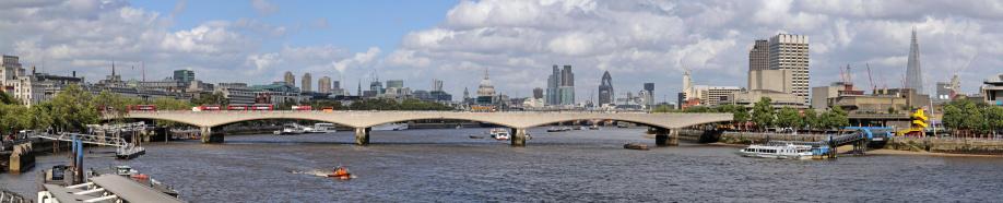 London Bridge - England「Thames, London Bridge, City, London」:スマホ壁紙(5)