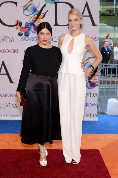 Sleeveless「2014 CFDA Fashion Awards - Arrivals」:写真・画像(19)[壁紙.com]