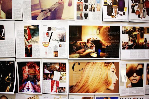 Magazine - Publication「Harper's Bazaar  Pop-Up Store」:写真・画像(15)[壁紙.com]