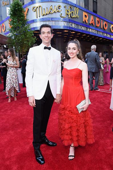 Radio City Music Hall「2017 Tony Awards - Red Carpet」:写真・画像(8)[壁紙.com]