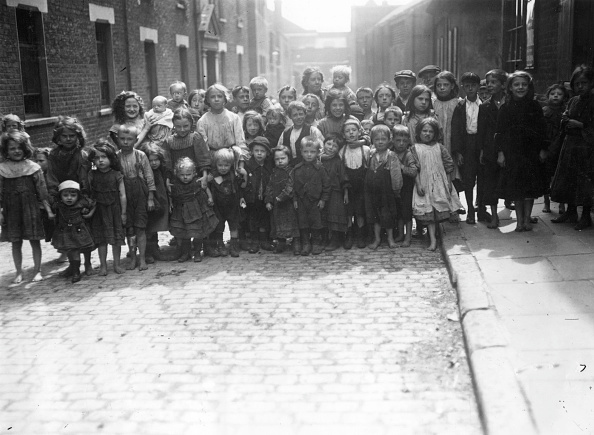 Slum「East End Children」:写真・画像(14)[壁紙.com]