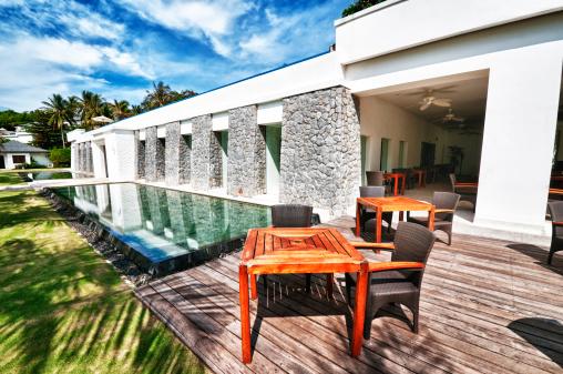 Health Spa「Luxury Tropical Resort」:スマホ壁紙(14)