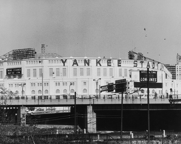 Stadium「Yankee Stadium」:写真・画像(12)[壁紙.com]
