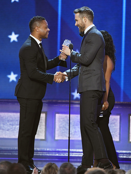 Comedy Film「The 22nd Annual Critics' Choice Awards - Show」:写真・画像(1)[壁紙.com]