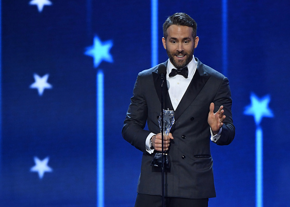 Best Actor「The 22nd Annual Critics' Choice Awards - Show」:写真・画像(1)[壁紙.com]