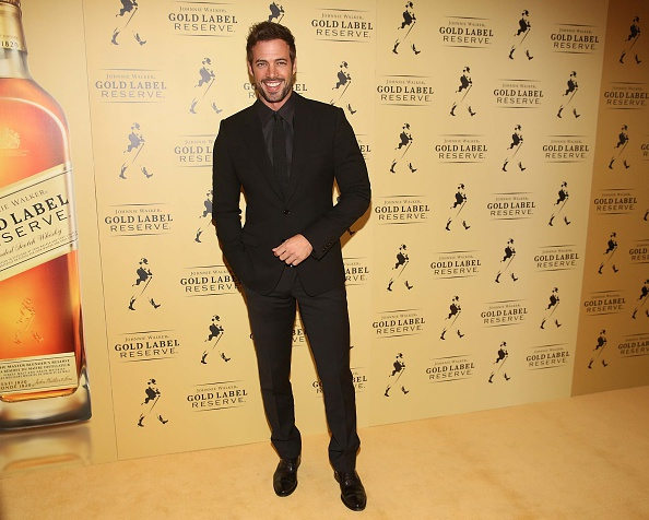 William Levy「The New Gold Standard Of Celebration Hosted By Johnnie Walker」:写真・画像(8)[壁紙.com]