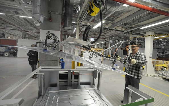 New「Volkswagen factory in Wrzesnia, Poland」:写真・画像(17)[壁紙.com]