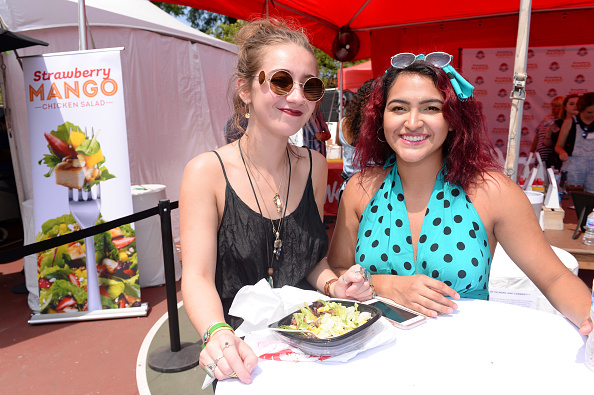 Chicken Salad「Wendy's Treats Pitchfork Music Festival Attendees To A Re-Freshing Experience」:写真・画像(6)[壁紙.com]