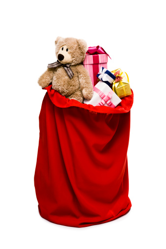 Santa Claus「Bag」:スマホ壁紙(13)