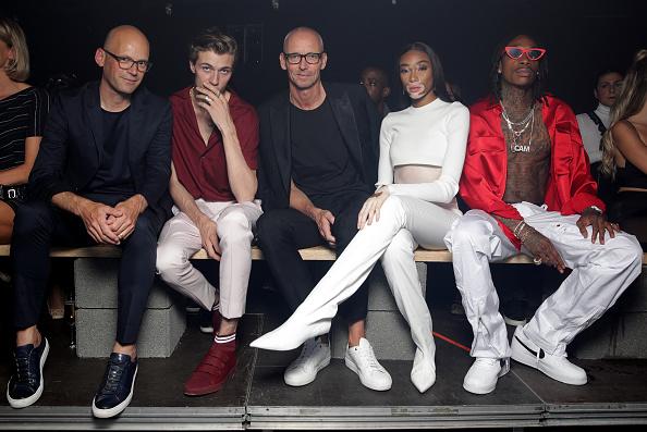 ウィニー・ハーロウ「HUGO - Celebrities - Berlin Fashion Week Spring/Summer 2019」:写真・画像(19)[壁紙.com]