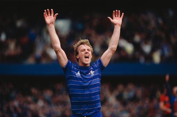 Celebration「Kerry Dixon Chelsea 1985」:写真・画像(8)[壁紙.com]