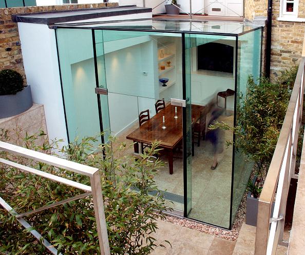 Modern「Glass extension, STA Architects, Chelsea, London, United Kingdom」:写真・画像(19)[壁紙.com]