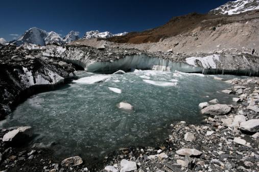 Khumbu Glacier「Khumbu Glacier」:スマホ壁紙(16)