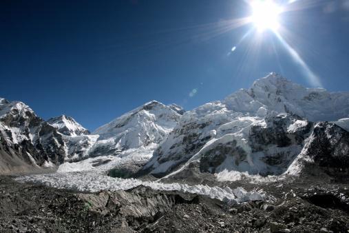 Khumbu Glacier「Khumbu Glacier」:スマホ壁紙(15)