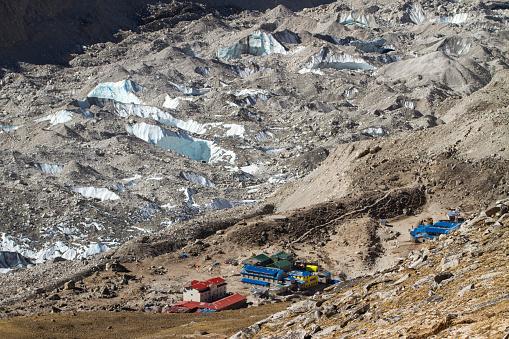 Khumbu Glacier「Khumbu Glacier at Gorak Shep」:スマホ壁紙(18)