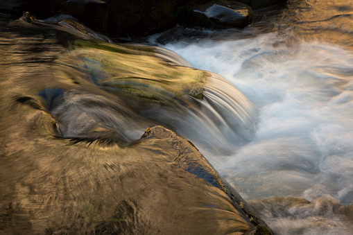 Uncompahgre National Forest「Falls」:スマホ壁紙(10)