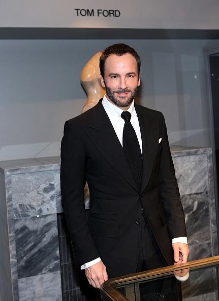 ニューヨークファッションウィーク「Tom Ford Appearance at Bergdorf Goodman for Fashion's Night Out」:写真・画像(13)[壁紙.com]
