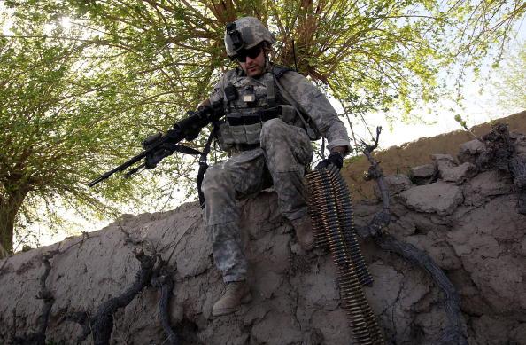 John Moore「U.S. Army Conducts Operations in Kandahar Province」:写真・画像(12)[壁紙.com]