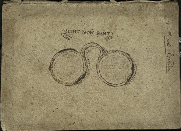 Eyewear「Cover For The Book Statuti」:写真・画像(8)[壁紙.com]