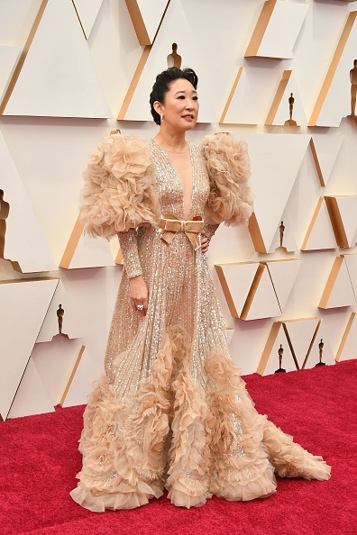 Academy awards「92nd Annual Academy Awards - Arrivals」:写真・画像(6)[壁紙.com]