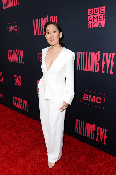 """White Suit「""""Killing Eve"""" Premiere Event – Red Carpet, Screening and After Party」:写真・画像(14)[壁紙.com]"""