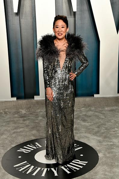 オスカーパーティー「2020 Vanity Fair Oscar Party Hosted By Radhika Jones - Arrivals」:写真・画像(12)[壁紙.com]