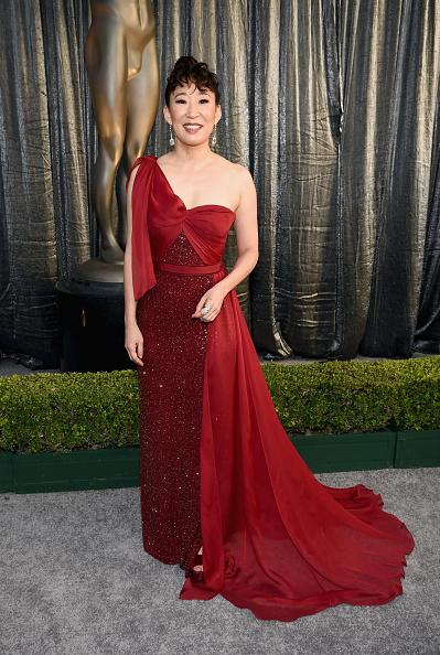 Screen Actors Guild Awards「25th Annual Screen Actors Guild Awards - Red Carpet」:写真・画像(5)[壁紙.com]