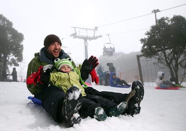 Snow「Scenes of Mt Buller Ski Season」:写真・画像(8)[壁紙.com]