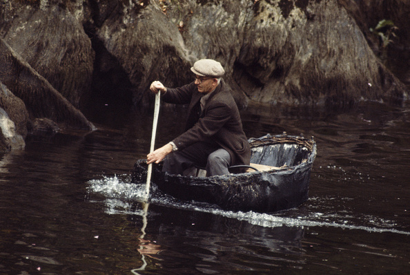 Tradition「Fishing In Coracles」:写真・画像(12)[壁紙.com]