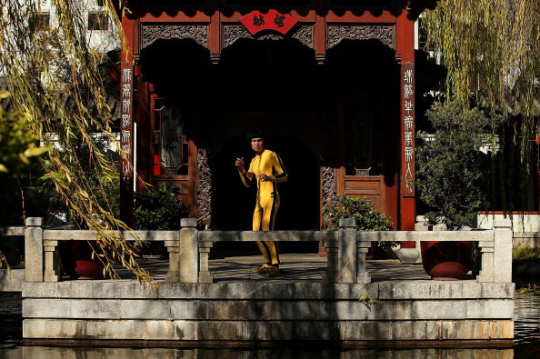Ornamental Garden「Bruce Lee Wax Figure Arrives In Sydney To Mark 40th Anniversary Of Actor's Death」:写真・画像(11)[壁紙.com]