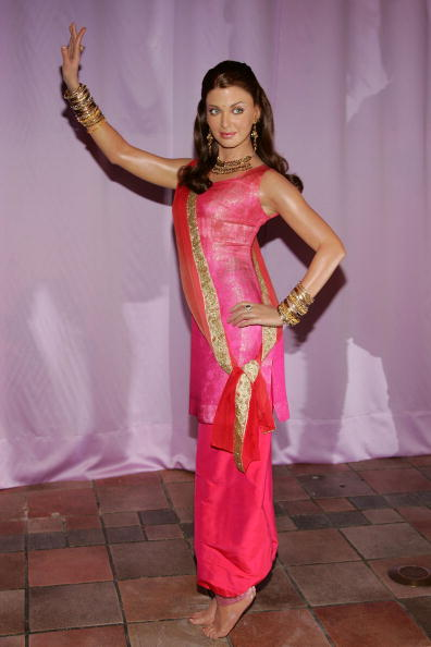 Bryan Bedder「Aishwarya Rai's Wax Figure Debuts At Madame Tussauds New York」:写真・画像(8)[壁紙.com]