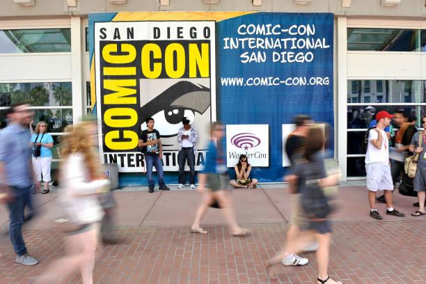 San Diego Prepares For 2012 Comic-Con:ニュース(壁紙.com)