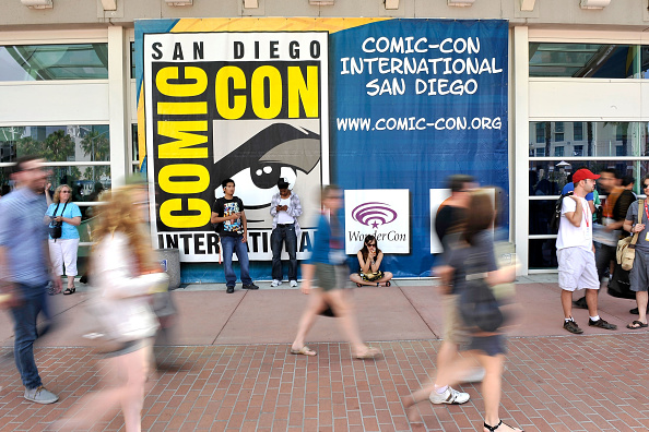 Comic con「San Diego Prepares For 2012 Comic-Con」:写真・画像(3)[壁紙.com]