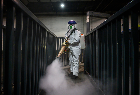 Public Building「China Works to Contain Spread of Coronavirus」:写真・画像(10)[壁紙.com]