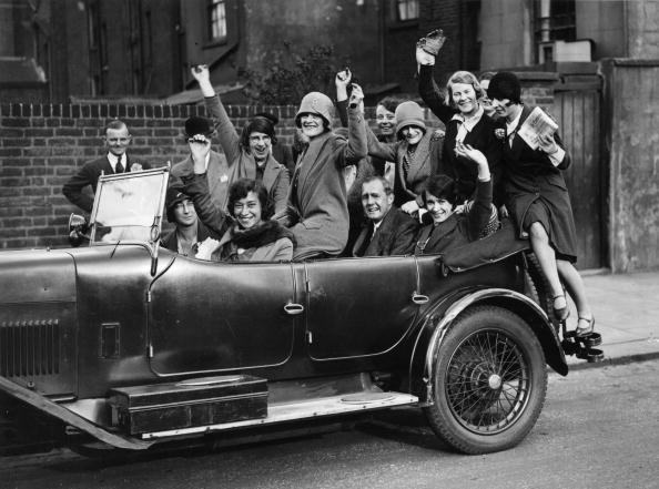 1920-1929「Flapper Votes」:写真・画像(2)[壁紙.com]