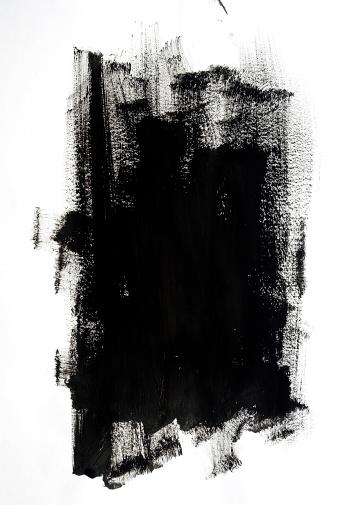 Art And Craft「Black Paint」:スマホ壁紙(13)